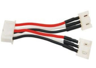 M039 Align male to two Align female with 22AWG silicone wire L=5CM
