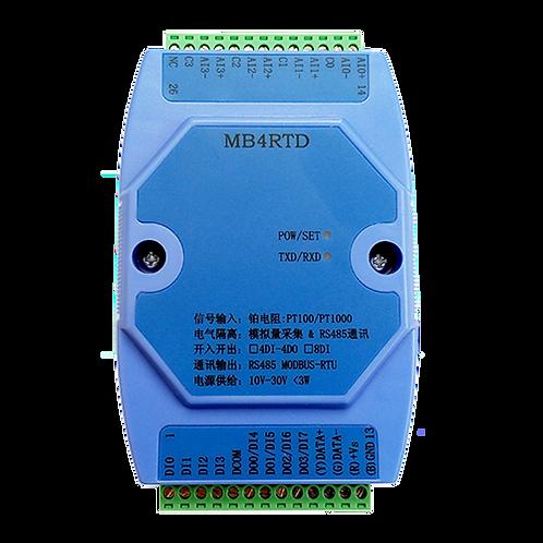 Модуль ввода MB4TC на 4 канала термопары J,K,T,E,R,S,B,N