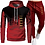 Thumbnail: Fashion Jordan Hoodie Sportswear Tracksuit - Unisex
