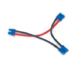 L007 Battery Harness For 2 Packs in series 14AWG silicone wire L=10CM