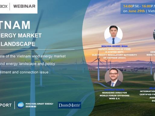 Vietnam Wind energy market future landscape
