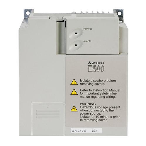 FR-E520S-2,2К-EC - однофазный преобразователь частоты