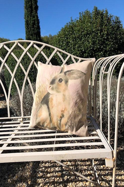 Cushion, Rabbit C082