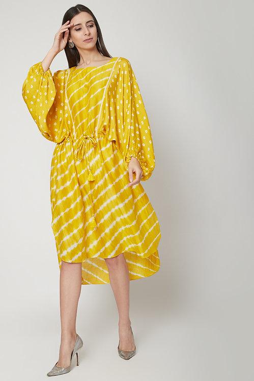 Short Kaftan style dress/tunic