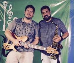 Música na Praça - Duo Poieses