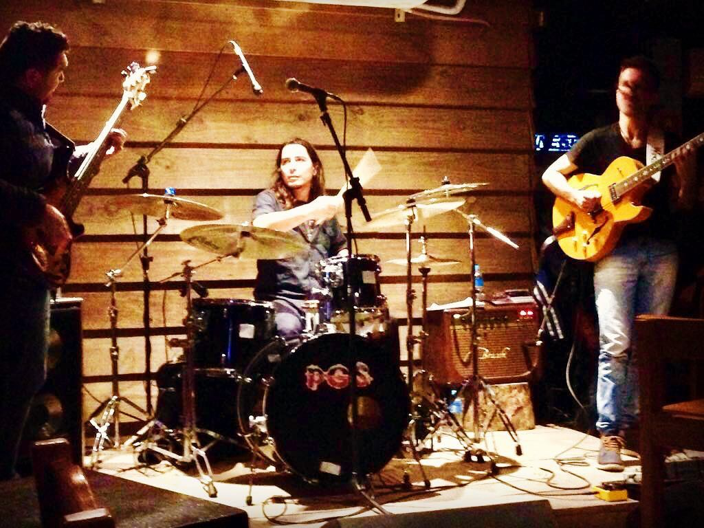 Ghadyego Carraro Trio