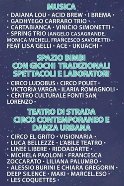 Tour Itália - Ghadyego Carraro 2018
