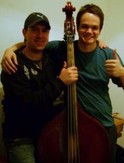 Com Bruno Migoto