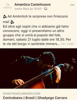 Festival Amanticca - It