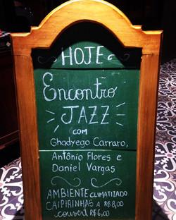 Jazz em Tapejara - RS