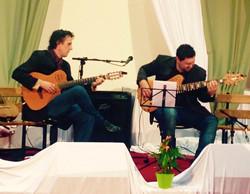 Duo com Paulinho Saggiorato
