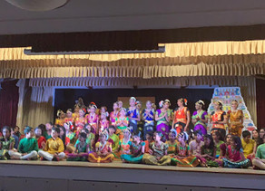 KALANIKETAN SCHOOL OF INDIAN MUSIC AND DANCE RECITAL BENEFITS HOMEFIRST