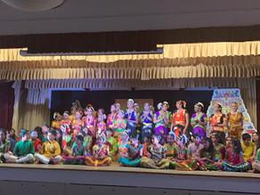 KALANIKETAN SCHOOL OF INDIAN MUSIC AND DANCE RECITAL BENEFITS HOMEFIRST