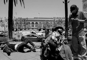 GROWING HOMELESS CRISIS COULD SPUR AWARENESS NEEDED TO SOLVE IT