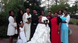 lanes wedding pictutre