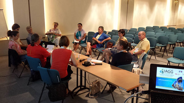 International Indigenous dementia research network members meet in Chiang Mai, Thailand to work on the development of a culturally safe cognitive screening tool