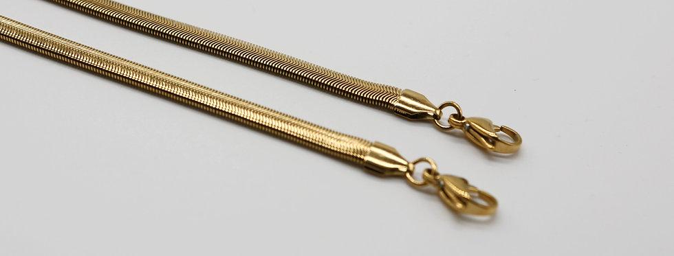 Stainless Steel Herringbone Chain