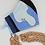 Thumbnail: Authentic Emilio Pucci Fabric Facemask - Blue