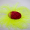 Thumbnail: Upcycled Feathered Barrette - Choose Your Print