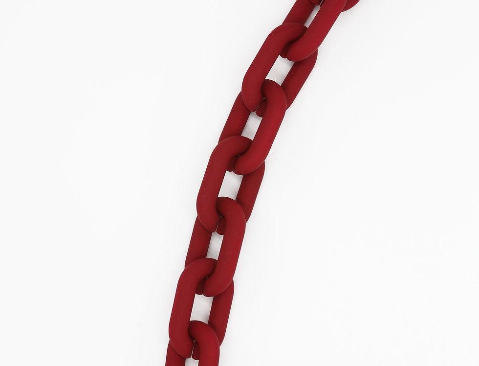 Thick Acrylic Matte Chain