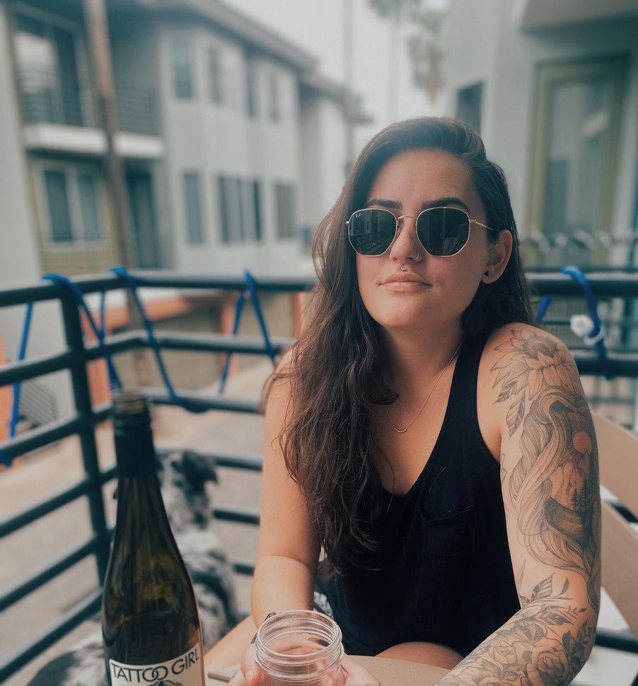 May Tattoo Girl
