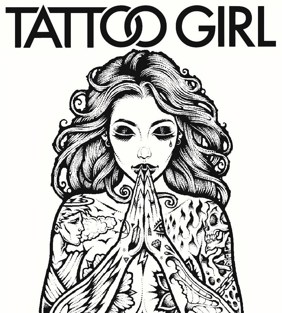 TATTOO GIRL Riesling