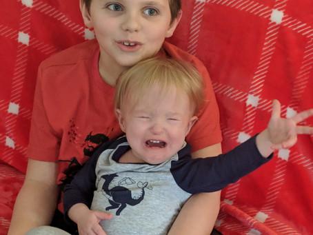 Parenting with a Pastor: Sobbing Joy