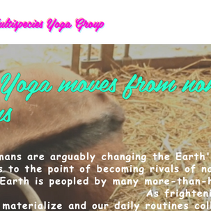 The multispecies Yoga Group