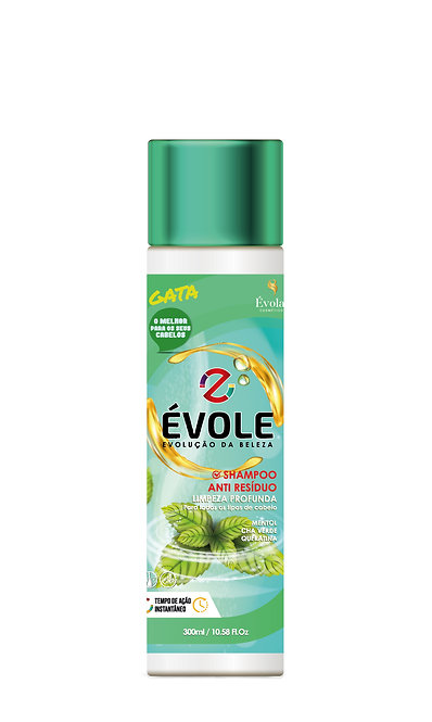 Shampoo Anti Resíduo