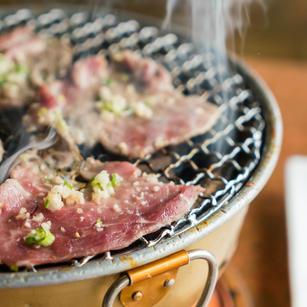 Dwaeji Galbi (pork-charcoal-grill)
