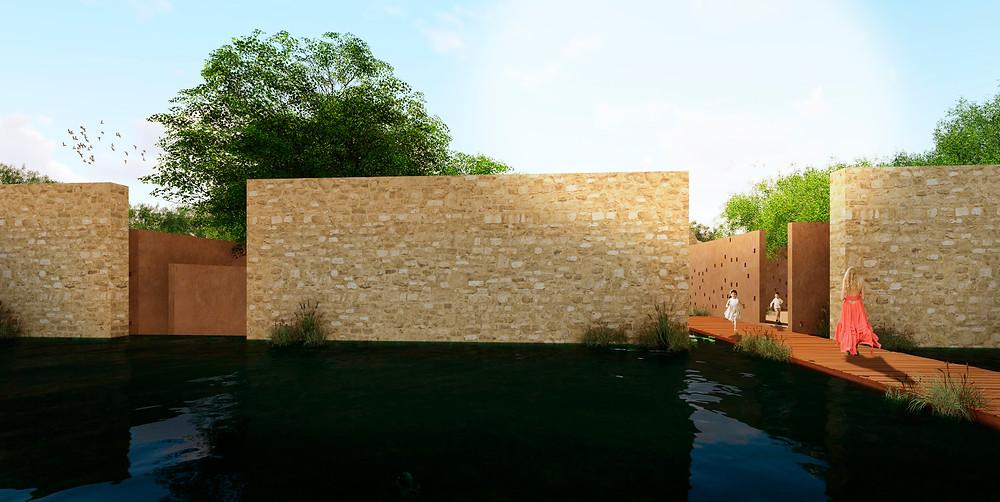 tescala | Agua Viva | Lago