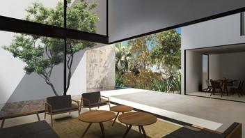 Casa Zaguán   Cuernavaca, Morelos