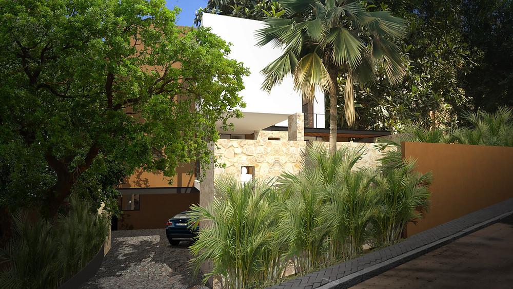 tescala | cq11 | fachada