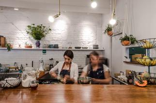 Enhorabuena café | Condesa, CDMX