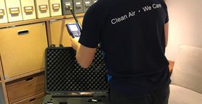 【服務介紹】 CleAIR室內空氣質素檢測