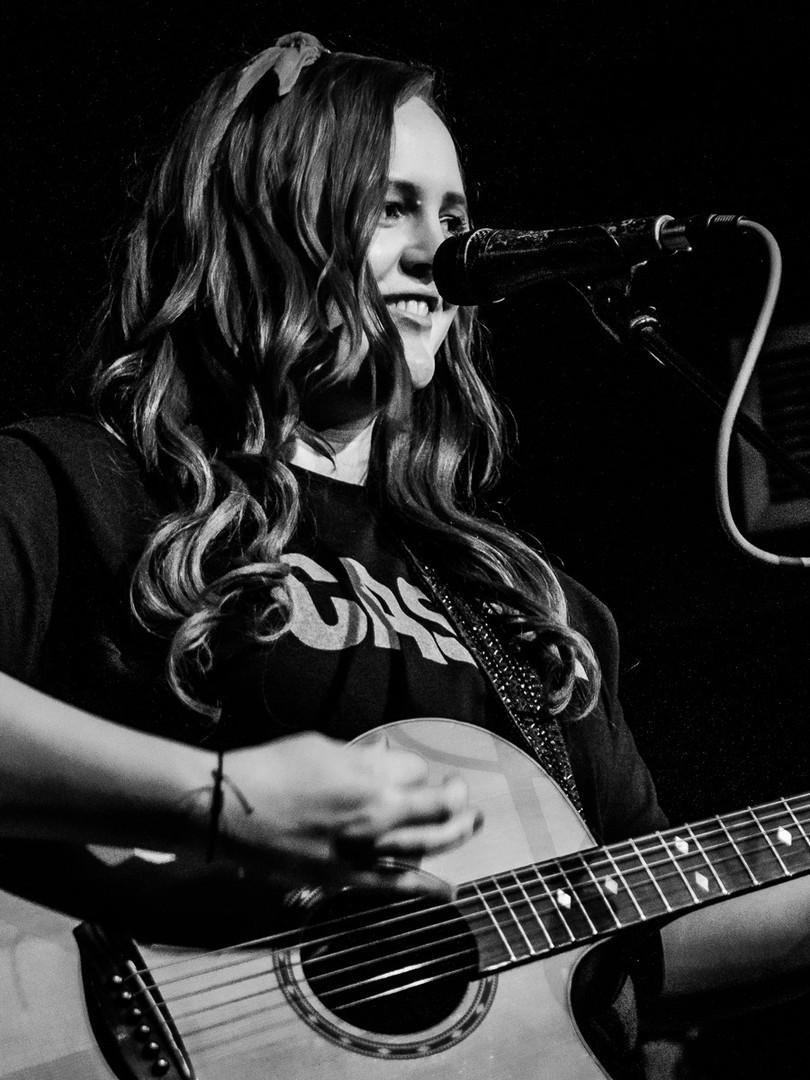 Emma Moore On Stage, 2019