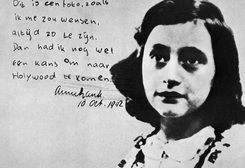 Arthur Seyss-Inquart was responsible for deporting Dutch Jews to concentration camps. Anne Frank was one of over a million Jewish children who died in the Holocaust. In March, 1945 she perished of typhus at Bergen-Belsen – just a few weeks before British troops liberated the camp.