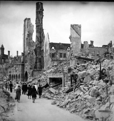 Nuremberg,1945
