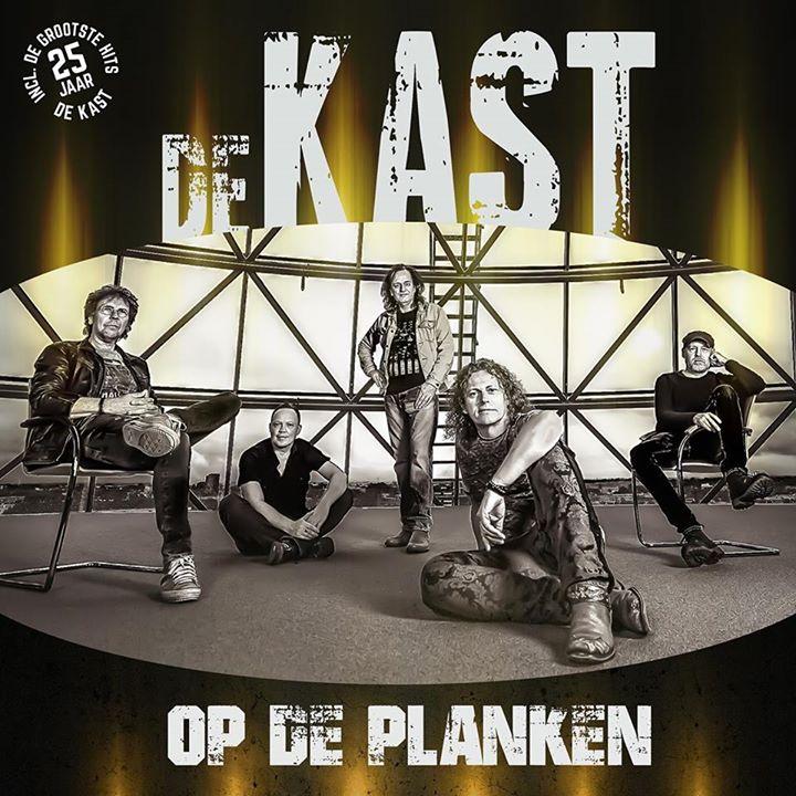 De Kast CD op de planken 2015