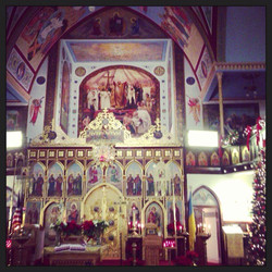 St Volodymyr Orthodox Cathedral on Christmas Eve🎄🎁🎄