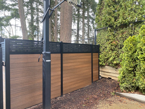 Infinity Euro Composite Fence