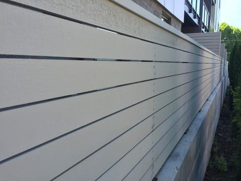 Custom Horizontal Fence