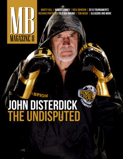 Masters Boxing Magazine May 2015