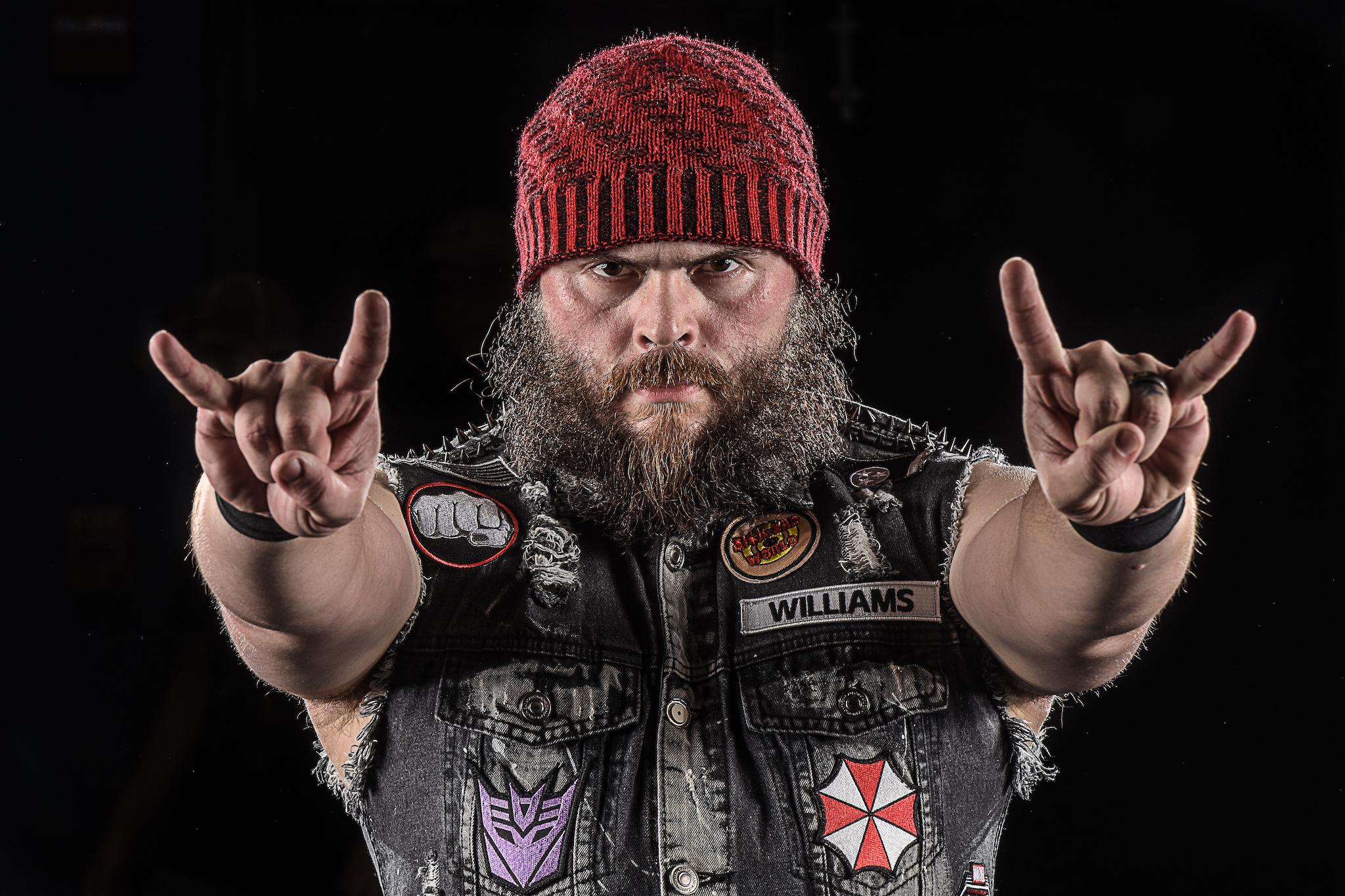 Talon Williams pro wrestler