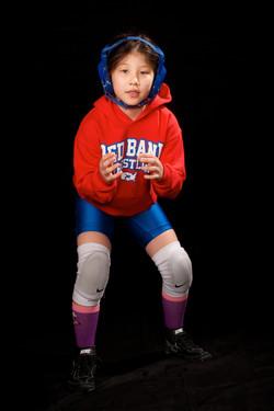 Keena wrestler