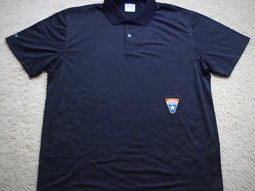 Izod Performance Pique Knit Team Polo Shirt