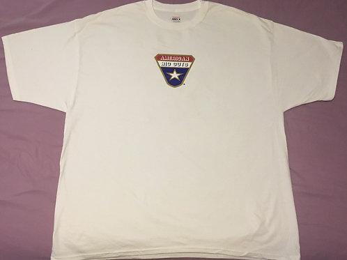701 - American Big Guys Haines Beefy T-Shirt