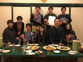 2019年度卒業生送別会