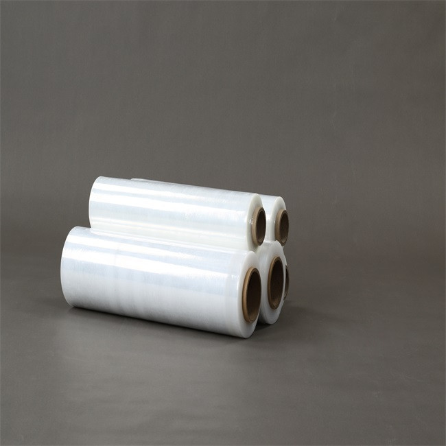 23 mikron 50 cm 1500 metre Makine Palet Stre Film