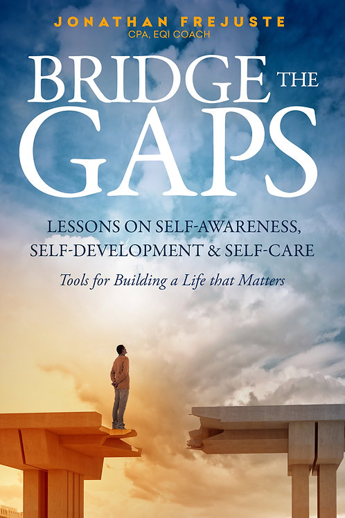 Signed Copy of Bridge the Gaps with a Free Coaching Consultation